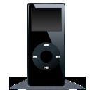 Ipod Nano Black 2 Emoticon