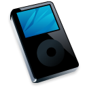 IPod Black Emoticon