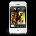 Iphone White W1 Emoticon