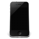 IPhone Black Off Emoticon