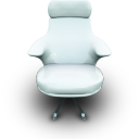 Whitevinil Seat Emoticon
