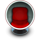Sphere Seat Emoticon