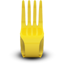 Fork Seat Emoticon