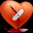 Heart Broken Emoticon