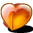 Peach Emoticon
