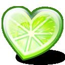Lime Emoticon