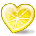 Lemon Emoticon