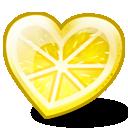 Lemon Emoticon