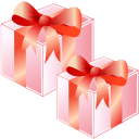 Gift Boxes Emoticon
