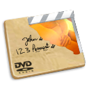 Discreet DVD Emoticon