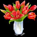 Bouquet Emoticon