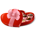 CandyBox HeartShaped Emoticon