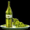 Grape Wine Emoticon