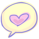 Love Chat Emoticon