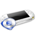 Psp White Umd Emoticon