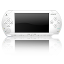 Psp White 3 Emoticon