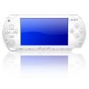 Psp White 2 3 Emoticon