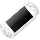 Psp White 2 Emoticon