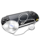 Psp Umd Headphones Emoticon