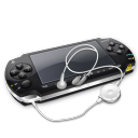 Psp Headphones Emoticon