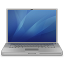 PowerBook G4 Blue Emoticon