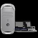 Power Mac G4 Quicksilver Open Emoticon
