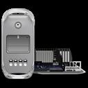 Power Mac G4 FW 800 Open Emoticon