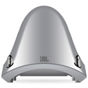 JBL Creature II Silver Emoticon