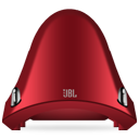 JBL Creature II Red Emoticon