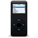 IPod Nano Black Emoticon