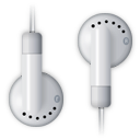 IPod Headphones Emoticon