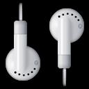 Ipod Headphones Emoticon