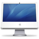 IMac Blue Emoticon