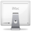 IMac Back Emoticon