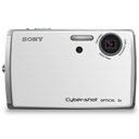 Cybershot DSC T33 White Emoticon