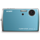 Cybershot DSC T33 Blue Emoticon