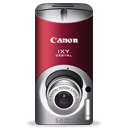 Canon IXY DIGITAL L3 Red Emoticon