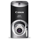 Canon IXY DIGITAL L3 Black Emoticon