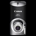 Canon Ixy Digital L3 Black Emoticon