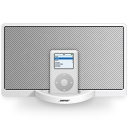 BOSE SoundDock White Emoticon