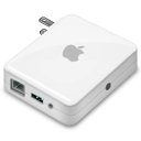 Airport Express Base Station With Airtunes Emoticon