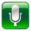 Microphone Normal Emoticon
