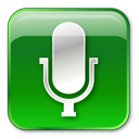 Microphone Hot Emoticon