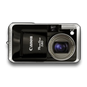 Powershot S80 Emoticon