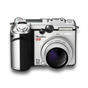 Powershot G6 Emoticon