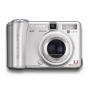 Powershot A75 Emoticon