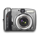 Powershot A710 Emoticon