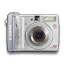 Powershot A540 Emoticon