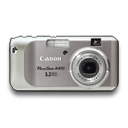 Powershot A410 Emoticon