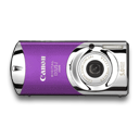 Ixus I Zoom Purple Emoticon